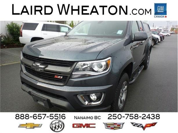 2015 Chevrolet Colorado 2WD Z71, Back-Up Camera