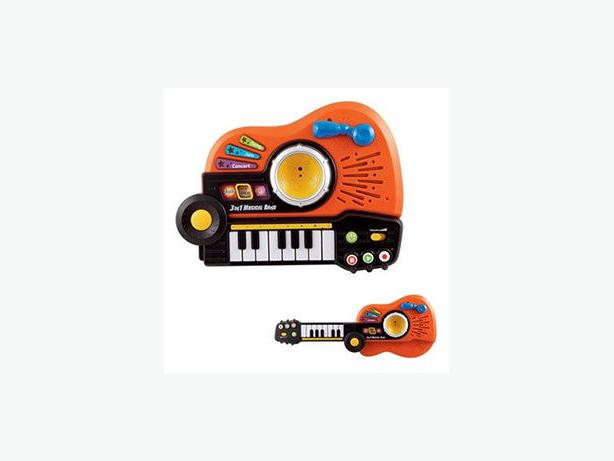 Like New 3 in 1 Musical Band Vtech Piano Toy - $25