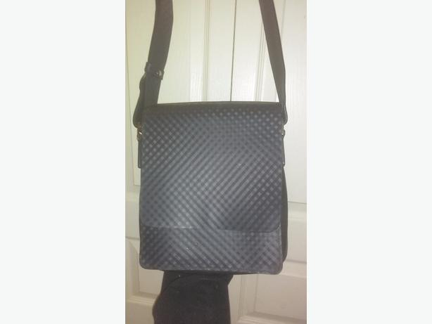Brand new black satchel