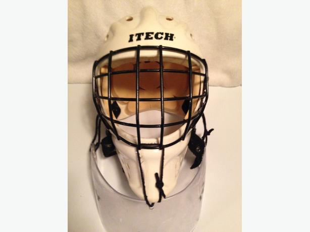 Itech goalie mask
