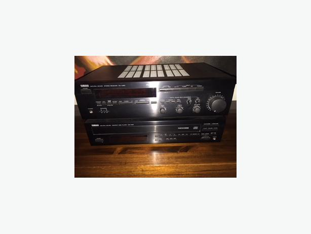 Yamaha & Paradigm Receiver, CD Changer, Speakers