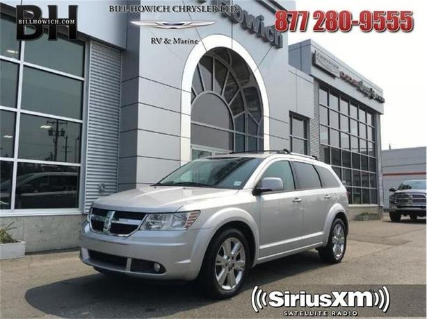 2010 Dodge Journey R/T - Leather Seats -  Heated Seats - $95.35 B/W
