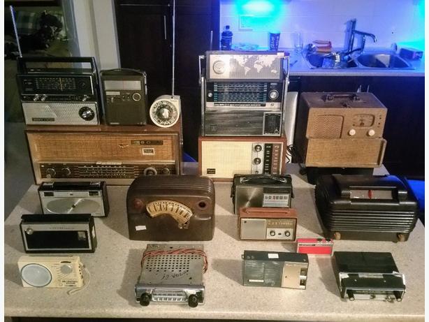 vintage & antique radios/transistors