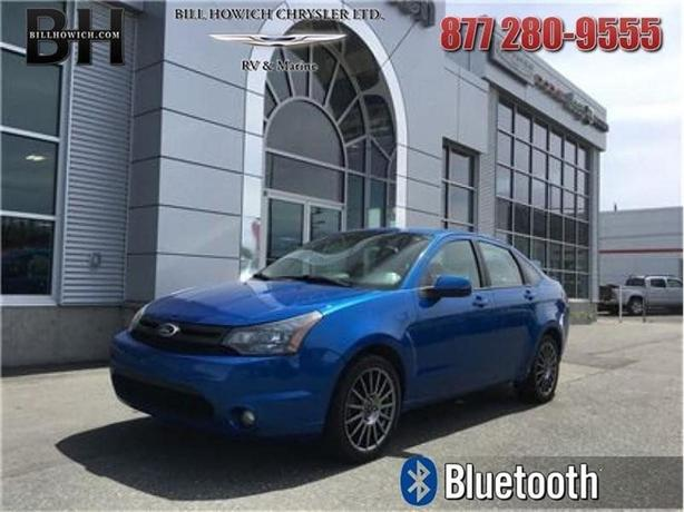 2011 Ford Focus SES - Bluetooth -  Sync