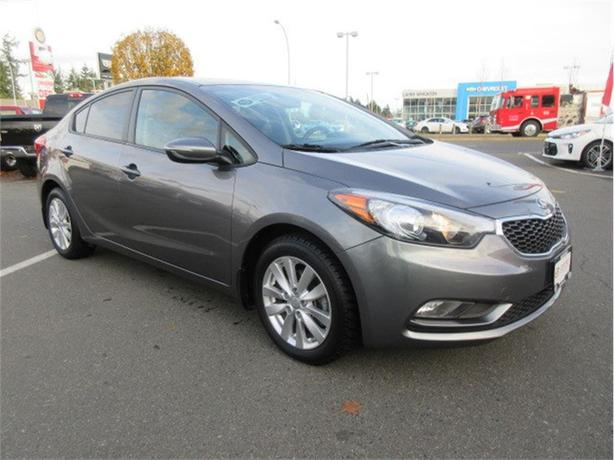 2014 Kia Forte LX+ Sunroof Warranty Low Kilometers