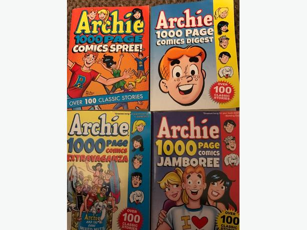 Archie 1000 page Comic Digest