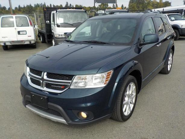 2015 Dodge Journey R/T AWD 3rd row seating
