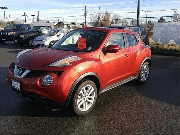 2016 Nissan Juke SL AWD NO ACCIDENTS BC CERTIFIED PRE OWNED