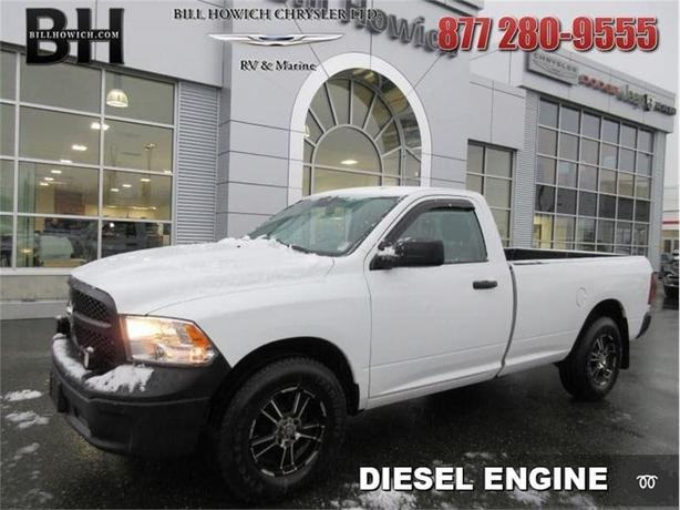 2015 Ram 1500 ST - Air - Tilt - Cruise - $194.57 B/W