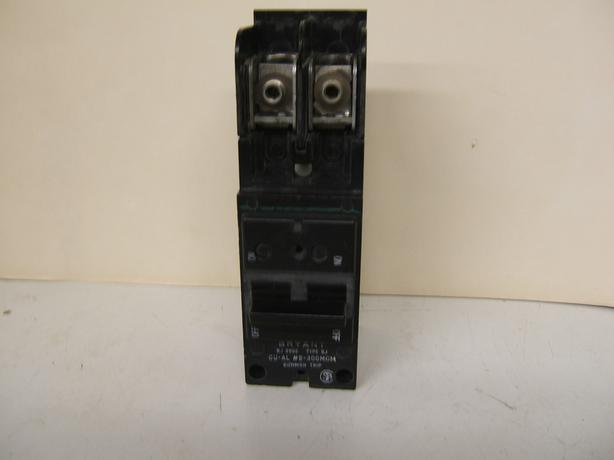 BRYANT BJ2200 200 AMP MAIN BREAKER