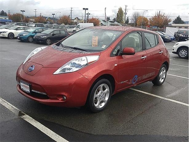 2012 Nissan Leaf SV with Quick Charge