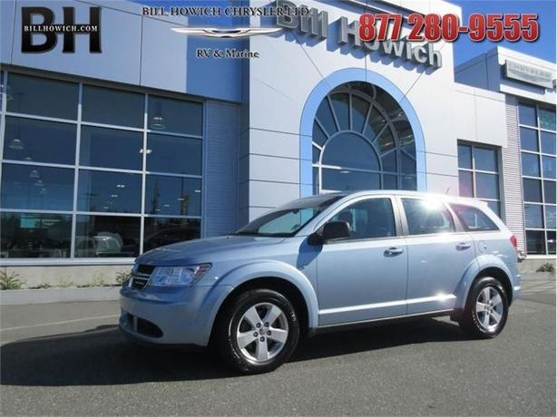 2013 Dodge Journey CVP/SE Plus - Air - Alloy Wheels - $75.62 B/W