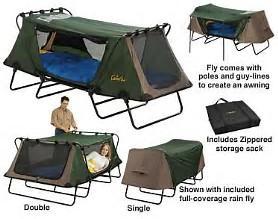 sc 1 st  UsedVictoria.com & Cabelau0027s Deluxe Tent Cot Double Victoria City Victoria
