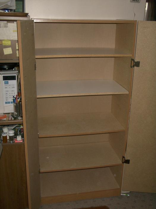 Pantry bookcase closet or storage cabinet north regina regina Pantry cabinet edmonton