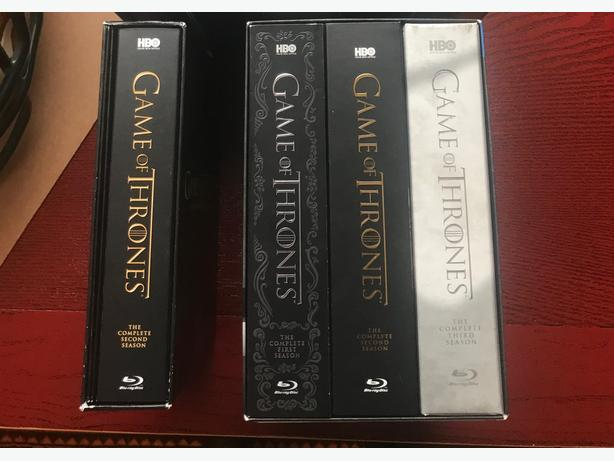 Game of Thrones - Blu-ray Season 2
