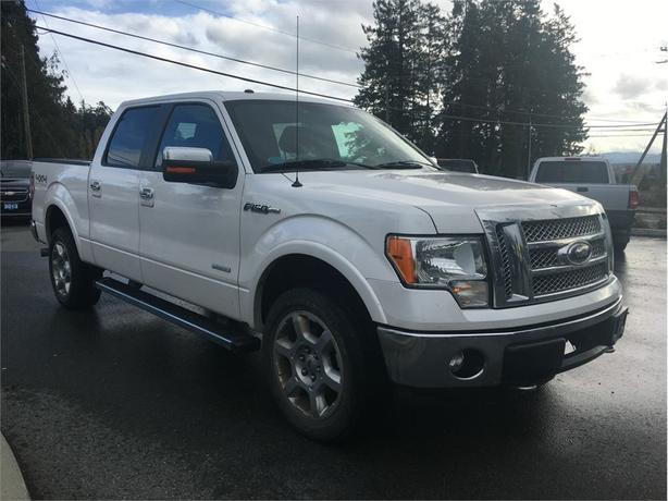 2012 Ford F-150 Lariat,  Leather, Heated/Cooled Seats,  Moonroof