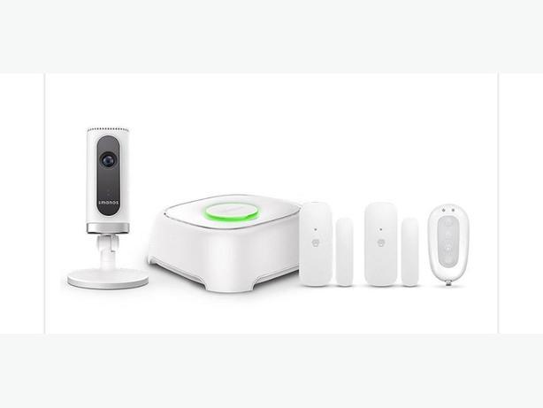 W020 WiFi Alarm System with camera
