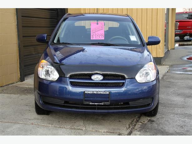 GET APPROVED ANYWHERE IN BC -  2011 Hyundai Accent L