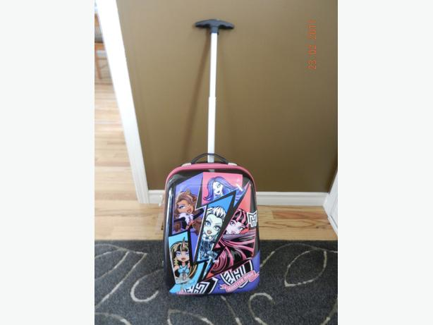 Monster High Child Suitcase