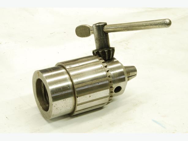 1.5 x 8 tpi Jacobs drill chuck like new