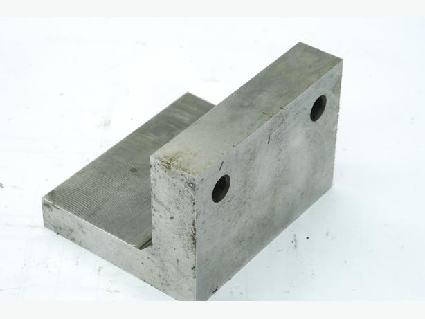 "3"" hardened and ground angle plate"