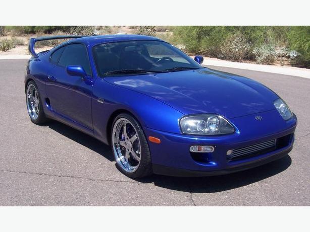 1997 Toyota Supra Twin Turbo