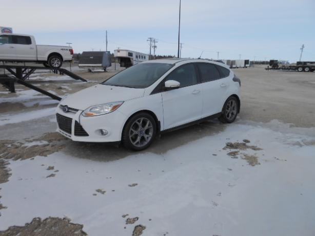 2013 Ford Focus SE 6X421A