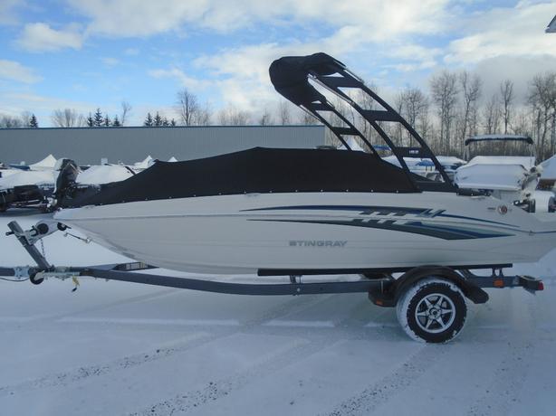 2018 Stingray 182SC Deck Boat for sale -STR1099