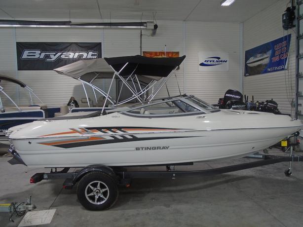 2018 Stingray 198LX For sale - STR1098
