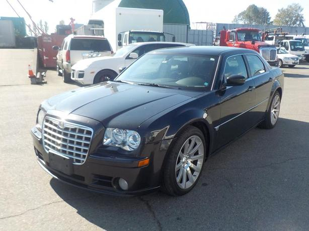 2007 Chrysler 300 C SRT-8