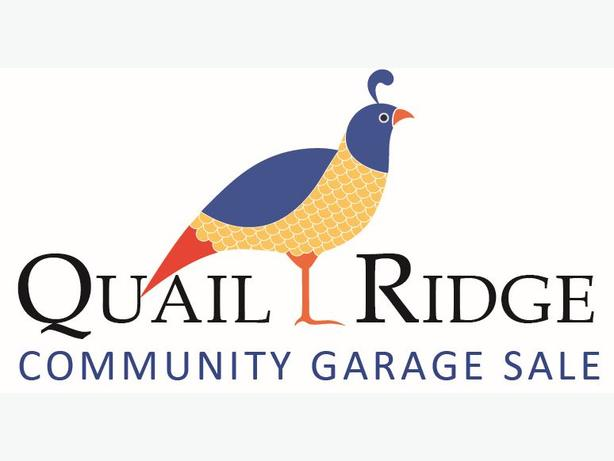 Quail Ridge community garage sale (May 12 2018)