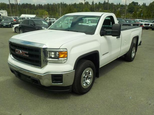 2014 GMC Sierra 1500 Regular Cab Long Box 2WD