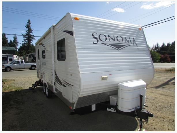 2012 Sonoma 20RBS STK# M07C816A