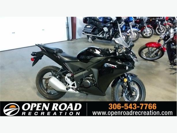2011 Honda® CBR® 125R