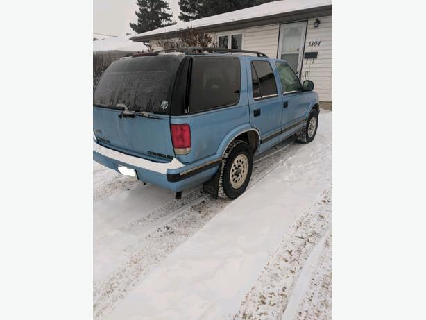 1998 Chevy Blazer 4WD 4.3L
