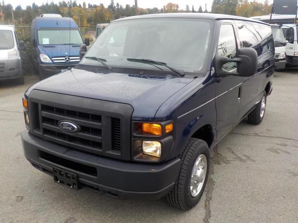 2010 Ford Econoline E-150 Cargo Van w/ Bulkhead Divider