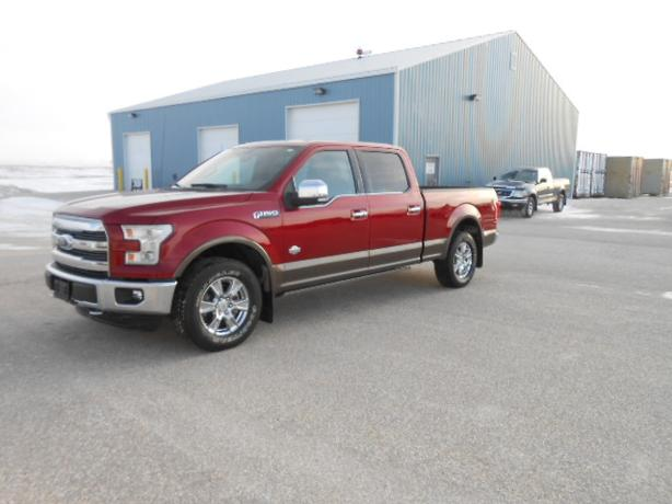 2015 Ford F-150 King Ranch 7X149A