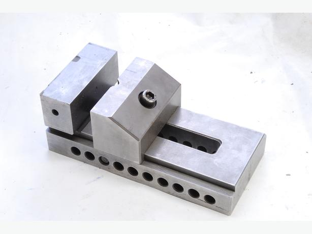 large grinding vise 3 5/8 jaw width