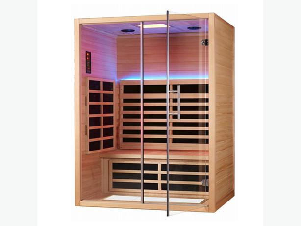 Get 20% off the sauna of your dreams