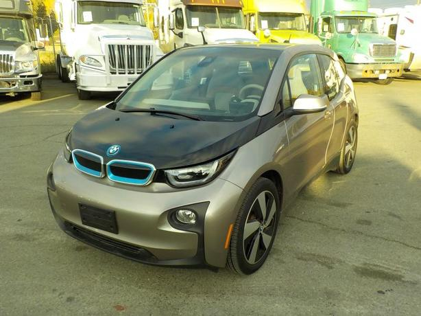 2014 BMW I3 All Electric Vehicle