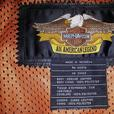 Ladies Harley Davidson leather jacket