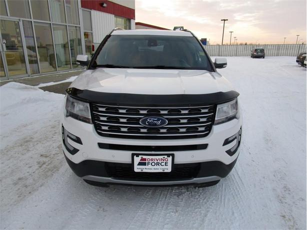 2016 ford explorer limited outside south saskatchewan. Black Bedroom Furniture Sets. Home Design Ideas