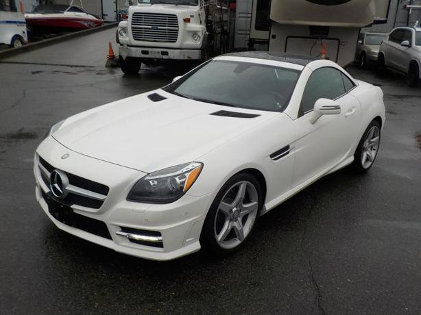 2012 Mercedes-Benz SLK350 Hard Top Convertible