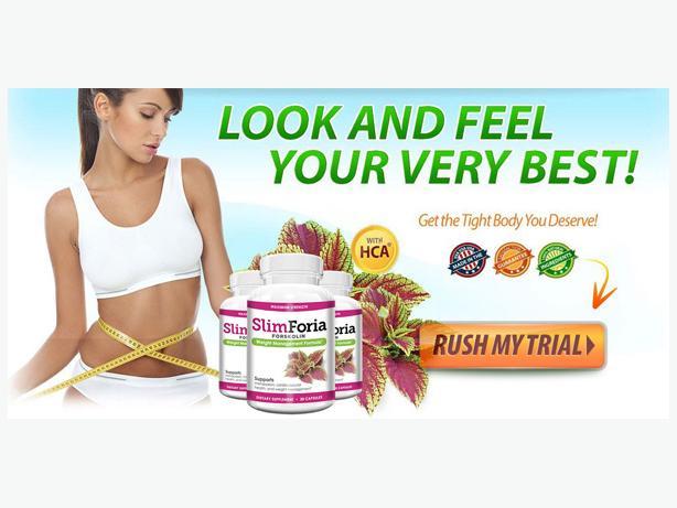 SlimForia Forskolin--Slim Fatser And Safely