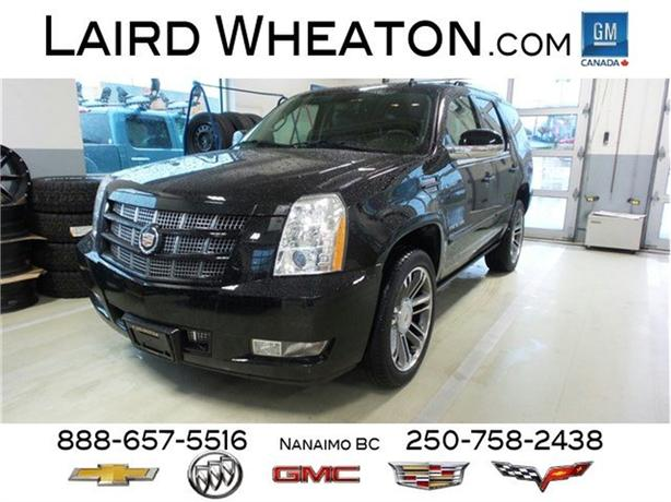 2013 Cadillac Escalade AWD, One Owne, Clean