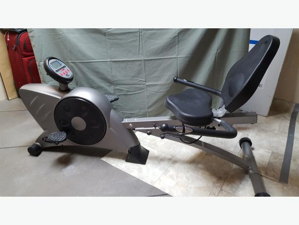 FREE: Recumbent Exercise Bike