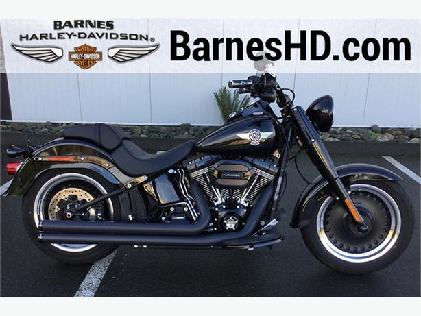 2016 Harley-Davidson® FLSTFBS - Fat Boy® S