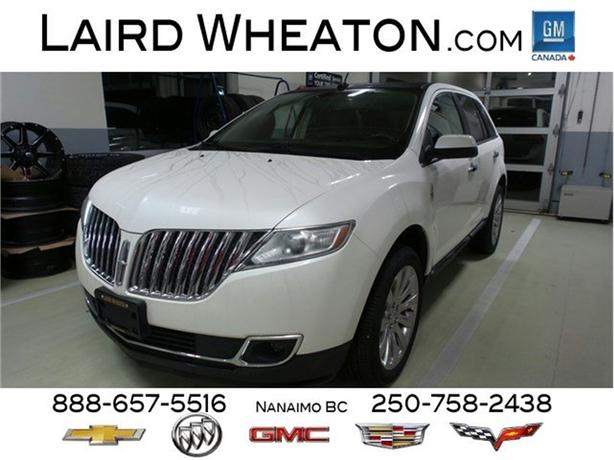 2011 Lincoln MKX AWD, Clean w/ Entertainment System