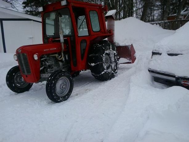 35 massey ferguson diesel tractor