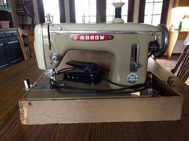 Arrow Sewing Machine